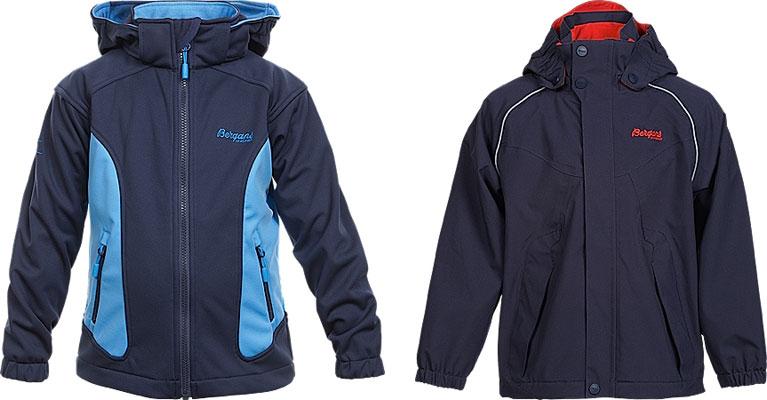 NEU: Bergans Winter Kollektion 2012 online bei fernwegs kaufen