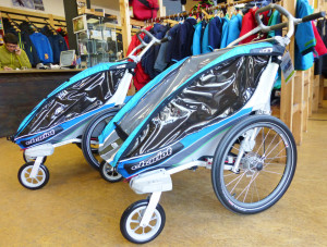 Chariot CX 1 und CX 2