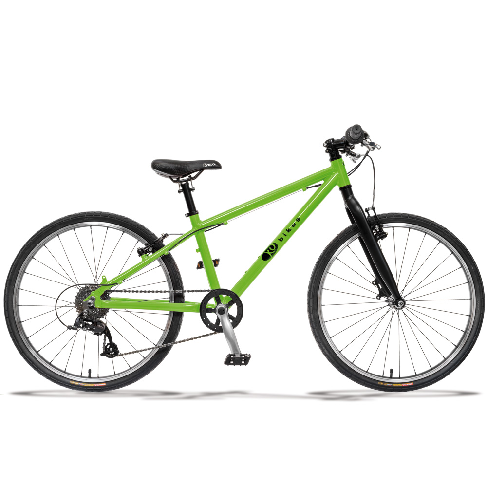 KUbikes 24 Large grün