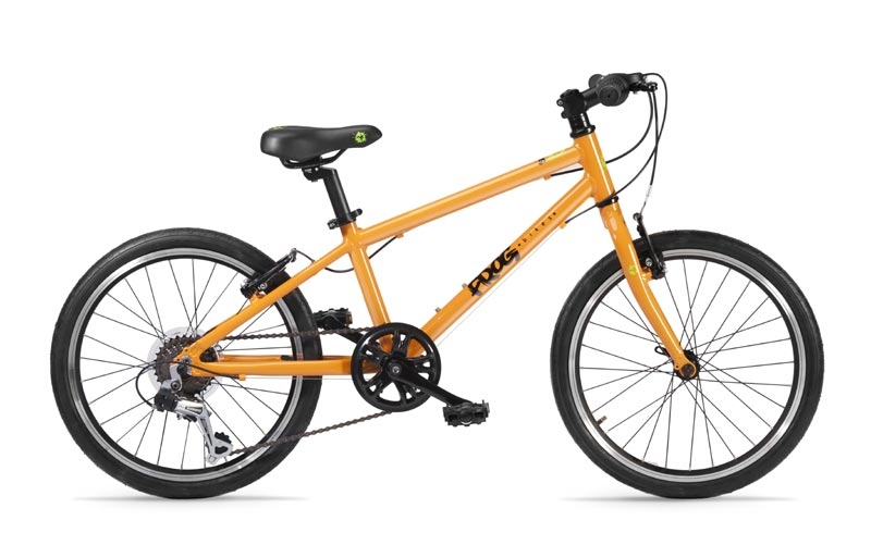 Frog Bikes 55 orange