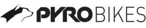 Das neue Logo von Pyrobikes